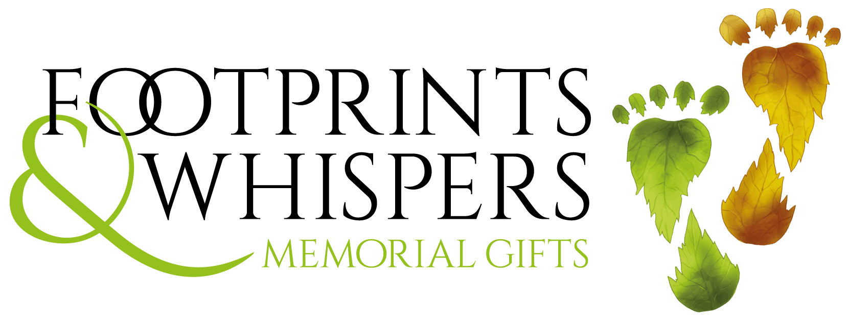 Footprints & Whispers Logo