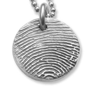 Fingerprints & Footprints Jewellery by Nikki